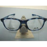 f174b73e20 OAKLEY mens RX eyeglass frame Cross Step Trubridge Tortoise OX8106-0550 New  Box ...