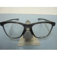 OAKLEY mens RX eyeglass frame Grounded Grey Smoke OX8070-0353 New In Box