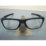 OAKLEY mens RX eyeglass frame Marshal Trubridge Cobalt OX8091-0553 New In Box