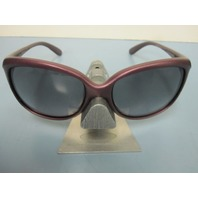 OAKLEY womens PAMPERED sunglass ROSE/BLACK-GREY GRADIENT OO9160-09 New in case