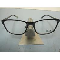 OAKLEY womens Penchant RX eyeglass frame Midnight OX3214-0553 NEW in O Box
