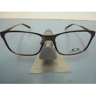 OAKLEY womens Penchant RX eyeglass frame Chocolate OX3214-0353 NEW in Oakley Box
