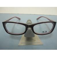 OAKLEY womens SHORT CUT Purple Grid RX eyeglass frame OX1088-0353 NEW in Box