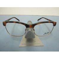 OAKLEY womens Ponder OX1134-0252 Tortoise RX eyeglass frame NEW in Oakley Box