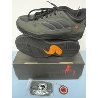 DVS skateboard 2000 Steve Berra pro model sneaker Army mens size 7 NEW in box