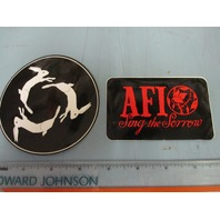 AFI 2003 2006 promotional sticker set Mint New Old Stock Flawless Condition