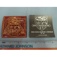 311 2005 Tread On Me promotional sticker Mint New Old Stock Flawless Condition