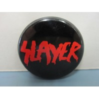 Slayer American Records promotional button/badge New Old Stock Flawless