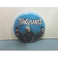 The Transplants 2002 Epitaph Records promotional button/badge New Old Stock