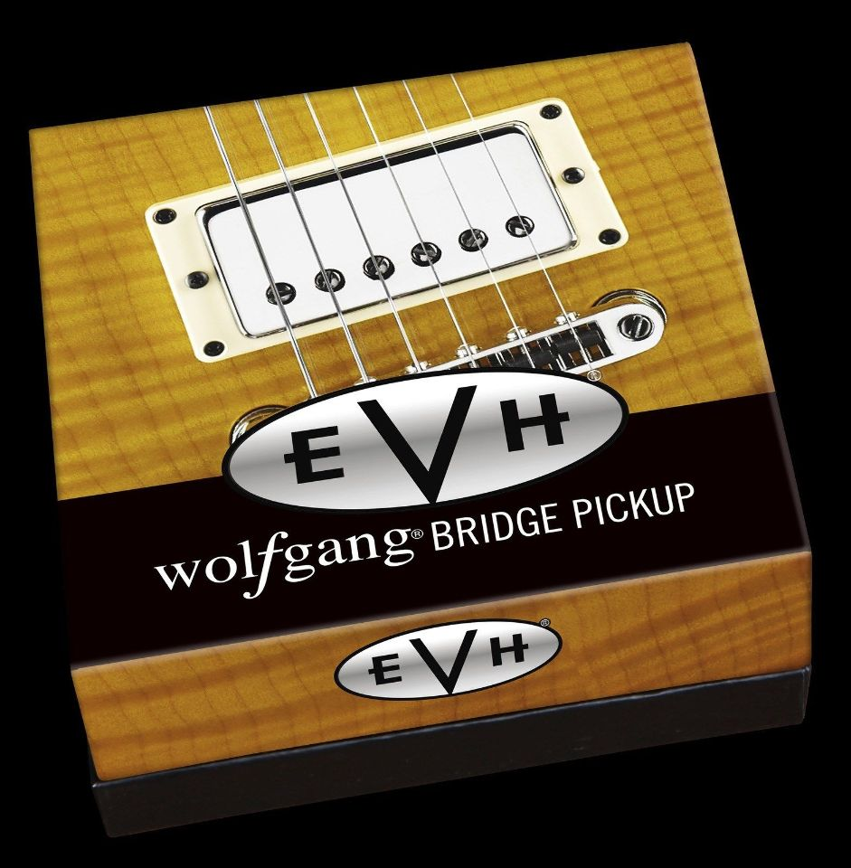 Evh Wolfgang Bridge Pickup Chrome Free Shipping Streetsoundsnyc Peavey Wiring Diagram