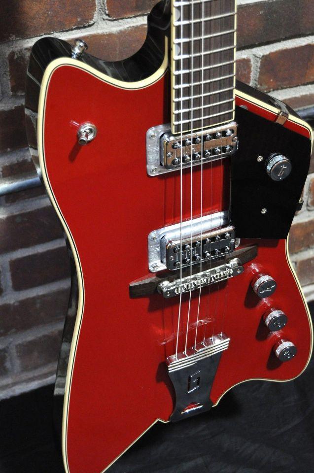 Gretsch G6199 Billy Bo Jupiter Thunderbird Guitar Hardshell Included