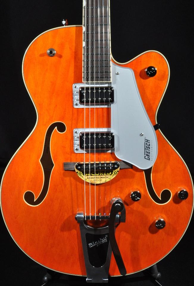 ss1496 gretsch g5420t orange new edition electromatic guitar gretsch g5420t orange new edition electromatic guitar streetsoundsnyc