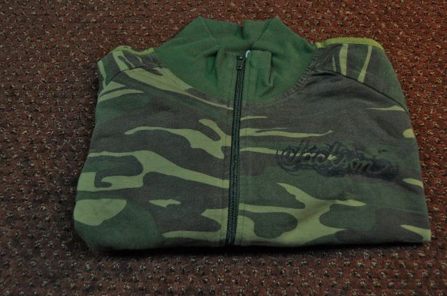 FENDER LADIES JACKSON CAMO X-LARGE JACKET