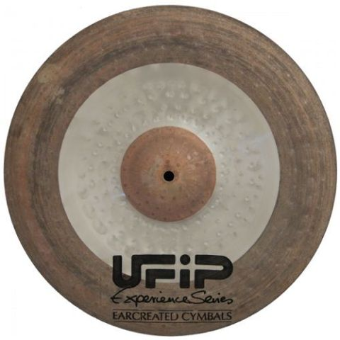 "UFiP Experience Series 16"" Real China Cymbal"
