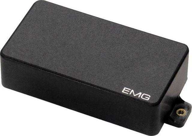 EMG 81 Humbucking Active Solderless Guitar Pickup Black