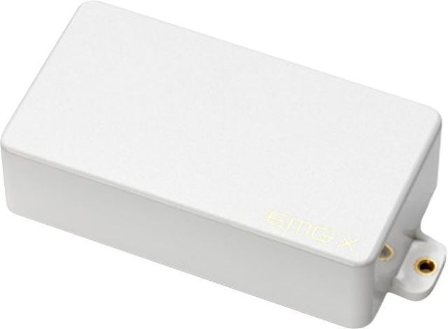 EMG 85-X ACTIVE HUMBUCKER PICKUP WHITE