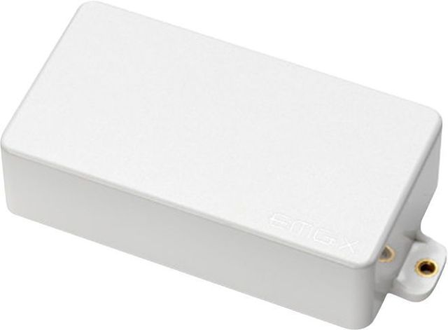 EMG 81X Active Humbucker Guitar Pickup White