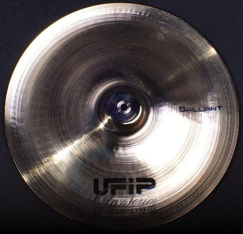 "UFiP Class Series 14"" Brilliant Fast China Cymbal FREE WORLDWIDE SHIPPING"