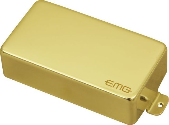 EMG 81 HUMBUCKING ACTIVE GUITAR PICKUP GOLD