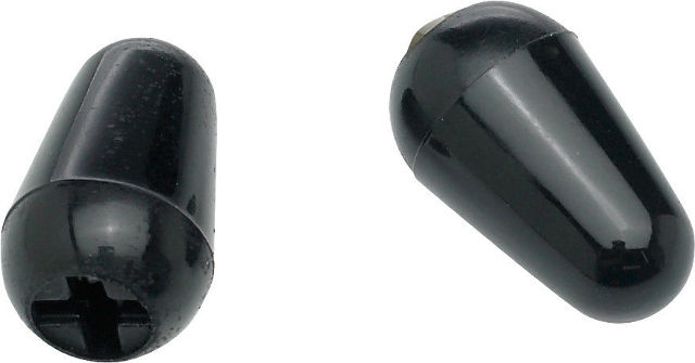 Fender Original Stratocaster Black Switch Tips (0994939000)