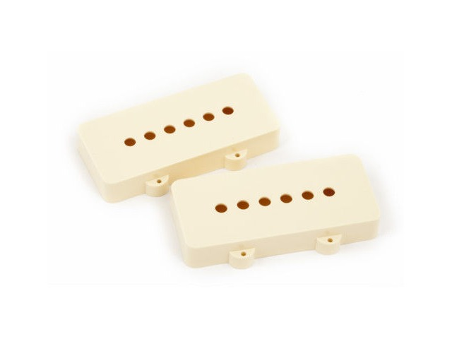 FENDER COVER PICKUP JAZZMASTER AGED WHITE (0054442049)