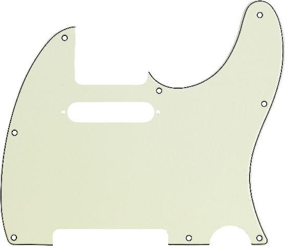FENDER PICKGUARD TELE 8-HOLE (0992154000)