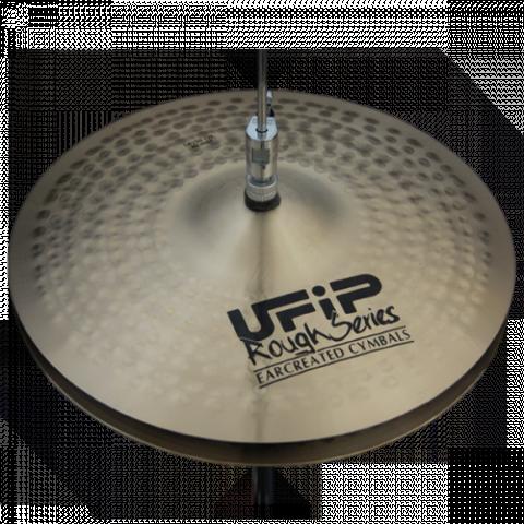 "UFiP Rough Series 14"" Hi-Hat Cymbal"
