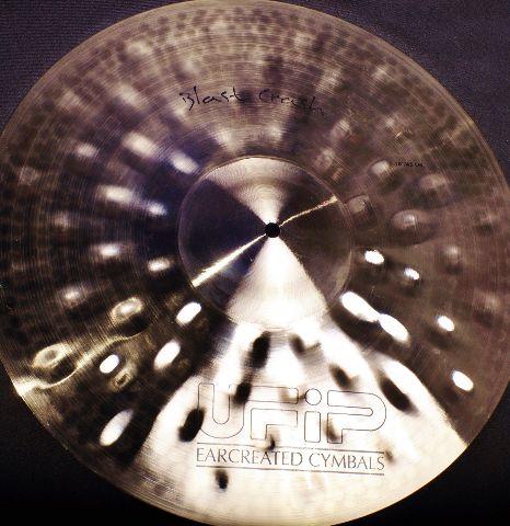 "UFiP Experience Series 16"" Blast Crash Cymbal"