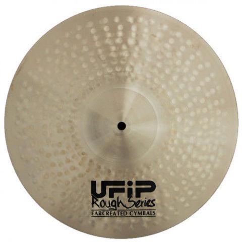 """UFiP Rough Series 18"""" Crash Cymbal"""