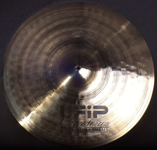 "UFiP Class Series 21"" Brilliant Ride Cymbal FREE WORLDWIDE SHIPPING"