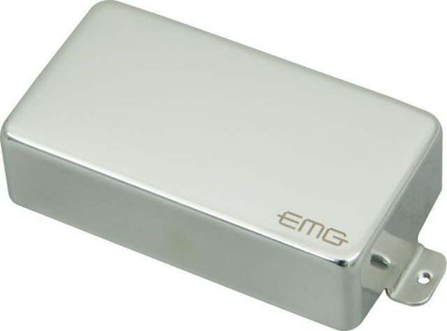 EMG 81 HUMBUCKING ACTIVE GUITAR PICKUP CHROME