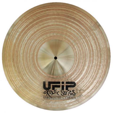 """UFiP Extatic Series 20"""" Medium Ride Cymbal"""