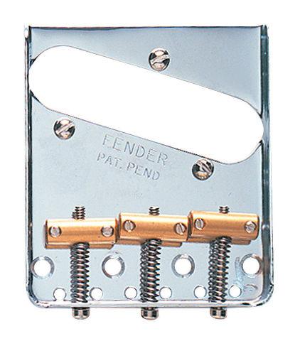 Fender Vintage Telecaster 3-Saddle Bridge (0990806100)