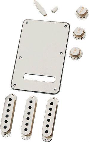 Fender Parchment Assembley Kit Stratocaster(0991395000)