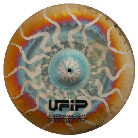"""UFiP Experience Series 20"""" Real China B8 Cymbal FREE WORLDWIDE SHIPPING"""