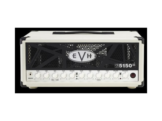 evh 5150 iii 50 watt amplifier head ivory brand new streetsoundsnyc. Black Bedroom Furniture Sets. Home Design Ideas