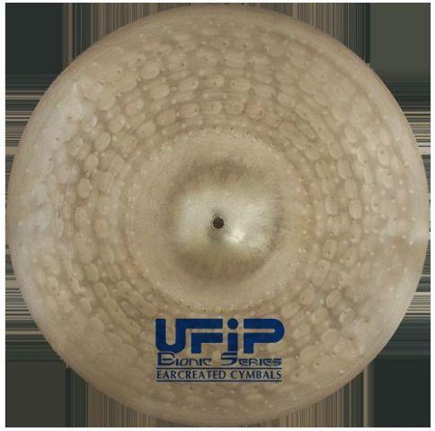"UFiP Bionic Series 20"" Medium Ride Cymbal  FREE WORLDWIDE SHIPPING"