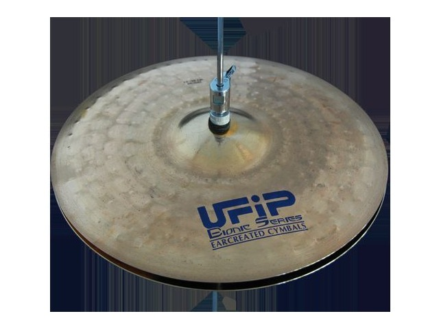 "UFiP Bionic Series 14"" Hi-Hat Cymbal"