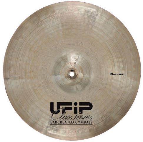 "UFiP Class Series 16"" Brilliant Crash Cymbal"