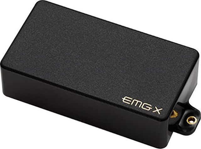EMG 85-X ACTIVE HUMBUCKER PICKUP BLACK