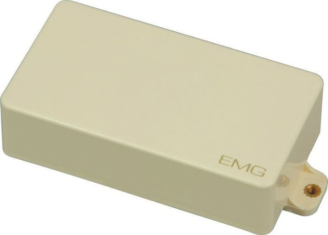 EMG 85 Humbucking Active Solderless Guitar Pickup Ivory