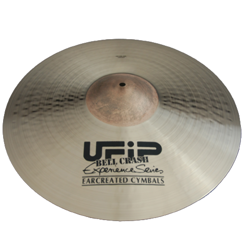"UFiP Experience Series 18"" Bell Crash Cymbal ‰‰FREE WORLDWIDE SHIPPING‰‰"