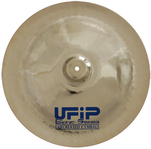 "UFiP Bionic Series 18"" China Cymbal FREE WORLDWIDE SHIPPING"