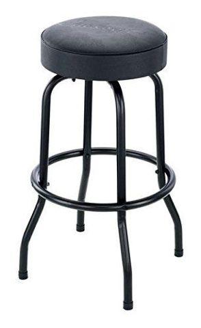 Jackson 30 Inch Black  Logo Barstool