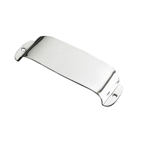 Fender Cover Pickup Chrome J Bass  (0010660090)