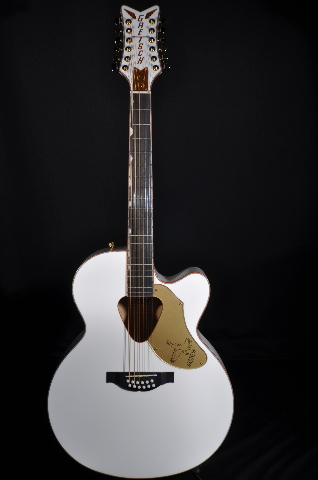 gretsch g5022cwfe 12 string jumbo rancher falcon acoustic electric guitar 885978460229 ebay. Black Bedroom Furniture Sets. Home Design Ideas