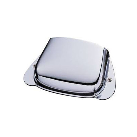 Fender Bridge Cover Chrome P Bass Kanban (0010108000)
