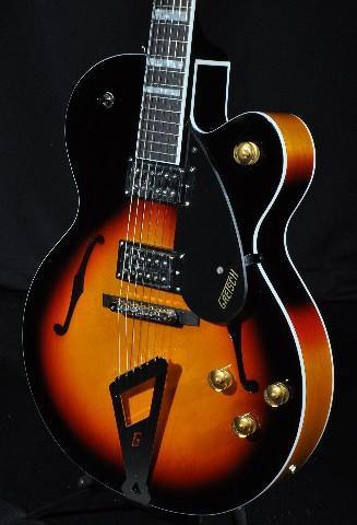Gretsch G2420 Streamliner Hollowbody Sunburst Electric Guitar