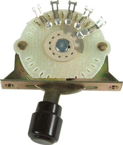 Fender 4-Way Telecaster Custom Shop Selector Switch (0992250000)