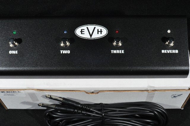 EVH 4 Button 3-Channel Footswitch For 5150III Combo Amp Pn:0096467000